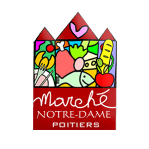 Marché Notre Dame Poitiers